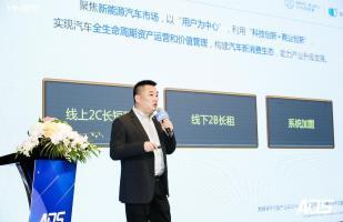 【ADS汽车行业数字化创新峰会】 演讲速记:北汽新能源轻享科技市场营销部总监姜富军